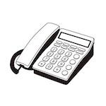 固定電話(親機・子機)の節電方法:情報・通信機器