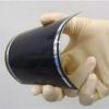 軽くて曲げられるCIGS系太陽電池開発